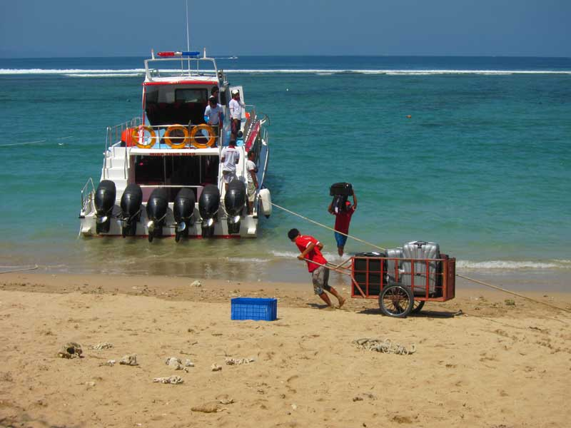 nusa lembongan how to get there